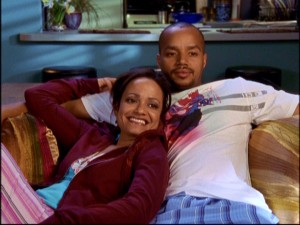 "Carla (Judy Reyes) and Turk (Donald Faison) are once again ""Scrubs""' most featured couple. In Season 5, they try to have a baby."