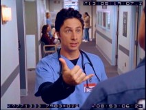 Alternate Lines provides other versions of Zach Braff's telephone call from the truth.