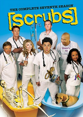 Buy Scrubs: The Complete Seventh Season from Amazon.com