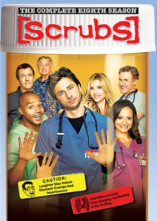 Buy Scrubs: The Complete Eighth Season from Amazon.com
