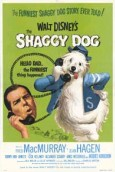 """The Shaggy Dog"" (1959) movie poster"