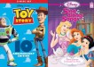 "Revisit Buzz and Woody in Pixar's jam-packed two-disc 10th Anniversary Edition of ""Toy Story."" If there's a little princess in your home, then two new volumes of Disney Princess DVDs (including ""Princess Sing Along Songs: Volume 2"") may be more up your alley."
