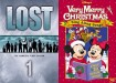 "Touchstone Television's critically-acclaimed hour-long drama ""Lost"" comes to DVD in a seven-disc Season One set. Meanwhile, in anticipation of the holiday season, several Christmas-themed Disney DVDs (like ""Very Merry Christmas: Sing Along Songs"") have been reduced in price."