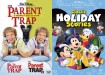"The Disney Channel's 1986 sequel ""The Parent Trap II"" and the 1978 Christmas short ""The Small One"" make their Region 1 DVD debuts alongside other films and cartoons in low-priced collections this week."