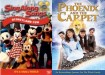 """Disneyland Fun"" is one of four park-themed Sing Along Songs volumes new to DVD. ""The Phoenix & The Carpet"" is one of three family-oriented DVDs Miramax is releasing this week."