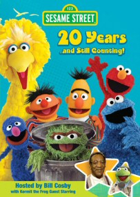 Sesame Street: 20 Years...and Still Counting! DVD cover art - click to buy from Amazon.com