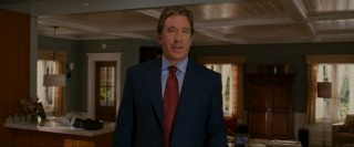 "In ""The Shaggy Dog"", Tim Allen plays Dave Douglas, husband, father, and hard-working deputy D.A."