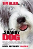 """The Shaggy Dog"" (2006) movie poster"