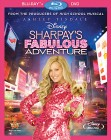 Sharpay's Fabulous Adventure Blu-ray + DVD cover art