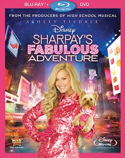 Sharpay's Fabulous Adventure Blu-ray + DVD cover art -- click to buy combo pack from Amazon.com