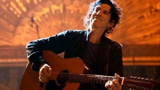 The Stones' death-defying guitar player Keith Richards is more alert than his weathered exterior suggests.