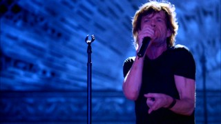 "Blue-tinted ""Paint it Black"" is one of four song performances cut from the film but preserved among the bonus features."