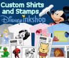 Personalize shirts, stamps, and prints with all your favorite Disney characters (even obscure ones) at Zazzle.com. Click for more information!