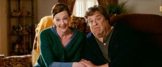 Joan Cusack puts a smile on playing mother to someone 13 years her junior, while John Goodman remembers another time he had a daughter named Becky.