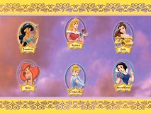 Princess Personality Profile Game