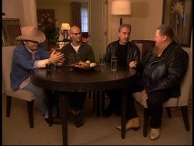 A Roundtable Discussion with Billy Bob Thornton, Dwight Yoakam, Mickey Jones, and Producer David Bushell.