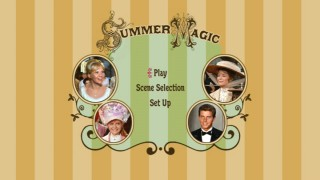 """Summer Magic""'s Main Menu"