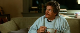Thomas Haden Church plays ne'er-do-well adopted brother Chuck Wetherhold, seen here in his natural state.