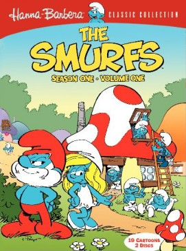 Buy The Smurfs: Season 1, Volume 1 DVD from Amazon.com