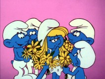 Everybody loves Smurfette.