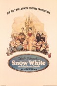 Snow White and the Seven Dwarfs (1937) movie poster