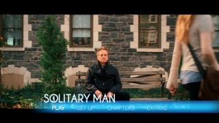 For once a solitary man, Ben takes a look at a passerby played by an uncredited and largely unseen Sports Illustrated swimsuit cover model Brooklyn Decker in the closing shot preserved on the DVD's main menu.