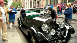 """The World's Coolest Car"", apparently this one-of-a-kind Rolls Royce Phantom, just so happens to belong to Nicolas Cage. Business expense, anyone?"