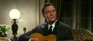 "Singing ""Edelweiss"", Captain von Trapp (Christopher Plummer) finds himself reconnected to both his homeland of Austria and the concept of music his deceased wife had treasured."