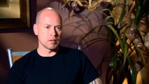 "Tattooed creator-executive producer Steven S. DeKnight explains his stance on profanity in ""A Legend Re-Imagined."""
