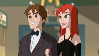 Peter Parker turns heads by bringing newly-introduced Mary Jane Watson as his date at the Midtown Manhattan Magnet High School's Fall Formal dance.