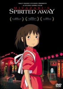 Buy Spirited Away on DVD from Amazon.com