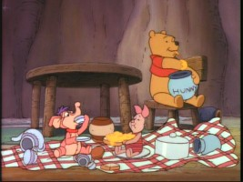 "The New Adventures of Winnie the Pooh episode: ""Trap as Trap Can"""