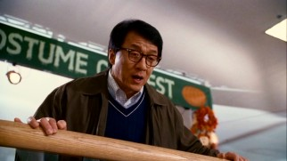 "Chinese spy Bob Ho (Jackie Chan) is not as milquetoast as he may seem. Not since ""Jingle All the Way"" has an action star with limited English skills looked so concerned in a mall. It's apparently director Brian Levant's trademark."