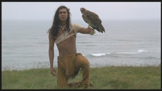 Adam Beach plays Squanto, a young Native American man.