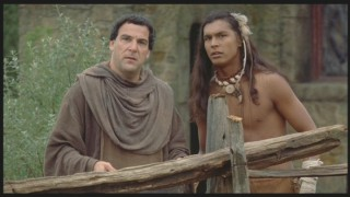 Brother Daniel tells Squanto about the six-fingered man.
