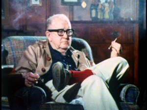 Crabby old director John Ford makes for a frighteningly difficult interview subject in his long talk with BBC presenter Philip Jenkinson.