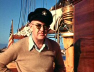 John Ford seems relaxed on his boat, but his grandson explains why these Home Movies may not paint a candid picture of him.