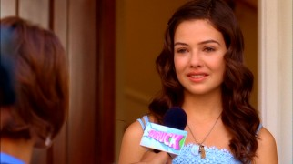 Jessica offers a scathing indictment of paparazzi. Let's hope that first-time star Danielle Campbell doesn't need them some day.