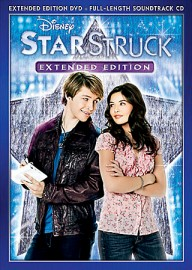 Disney's StarStruck (2010) DVD + CD Cover Art