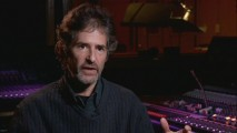 "Composer James Horner explains the significance of certain instruments in his ""Wrath of Khan"" score."