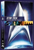 Buy The Star Trek Motion Picture Trilogy on DVD from Amazon.com