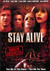 Stay Alive: Unrated DVD cover