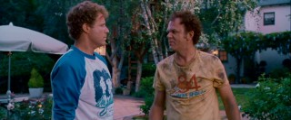 Brennan Huff (Will Ferrell) and Dale Doback (John C. Reilly) become stepbrothers when their long-single supportive parents marry.