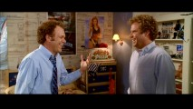 "It had to happen sooner or later; the gag reel shows John C. Reilly and Will Ferrell crack up while filming one of many ridiculous scenes from ""Step Brothers."""