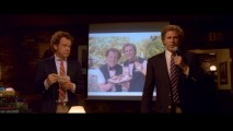 Dale and Brennan talk up Prestige Worldwide in the full birthday dinner restaurant presentation.