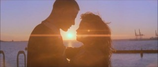 The dance on a rooftop leads to a near-kiss right out of a romance novel for Tyler (Channing Tatum) and Nora (Jenna Dewan).