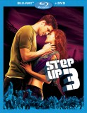 Step Up 3 Blu-ray + DVD cover art -- click to buy from Amazon.com