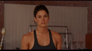 "Missy Peregrym plays Haley Graham, the protagonist of Touchstone Pictures' ""Stick It."""
