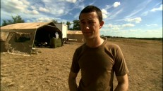 Joseph Gordon-Levitt puts his Boot Camp experience in frank perspective.