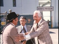 A.J. Arno (Cesar Romero) has a knack for getting out of prison.